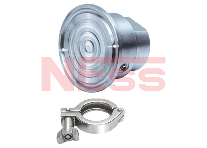 CSO (Sanitary Seal Clamp type)
